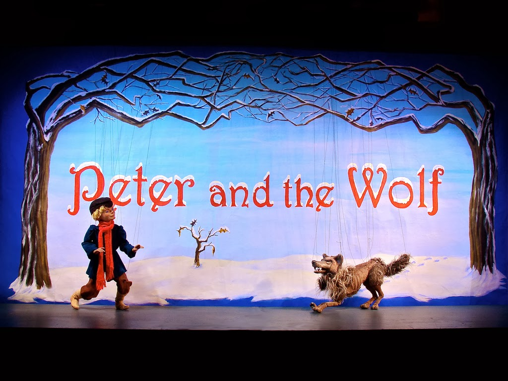 Puppet Showplace Theater Prokofiev S Peter And The Wolf