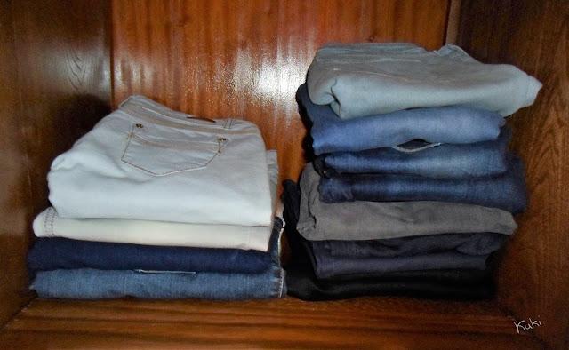 Organizar guarda-roupa_roupeiro, armário, guarda fatos, calças