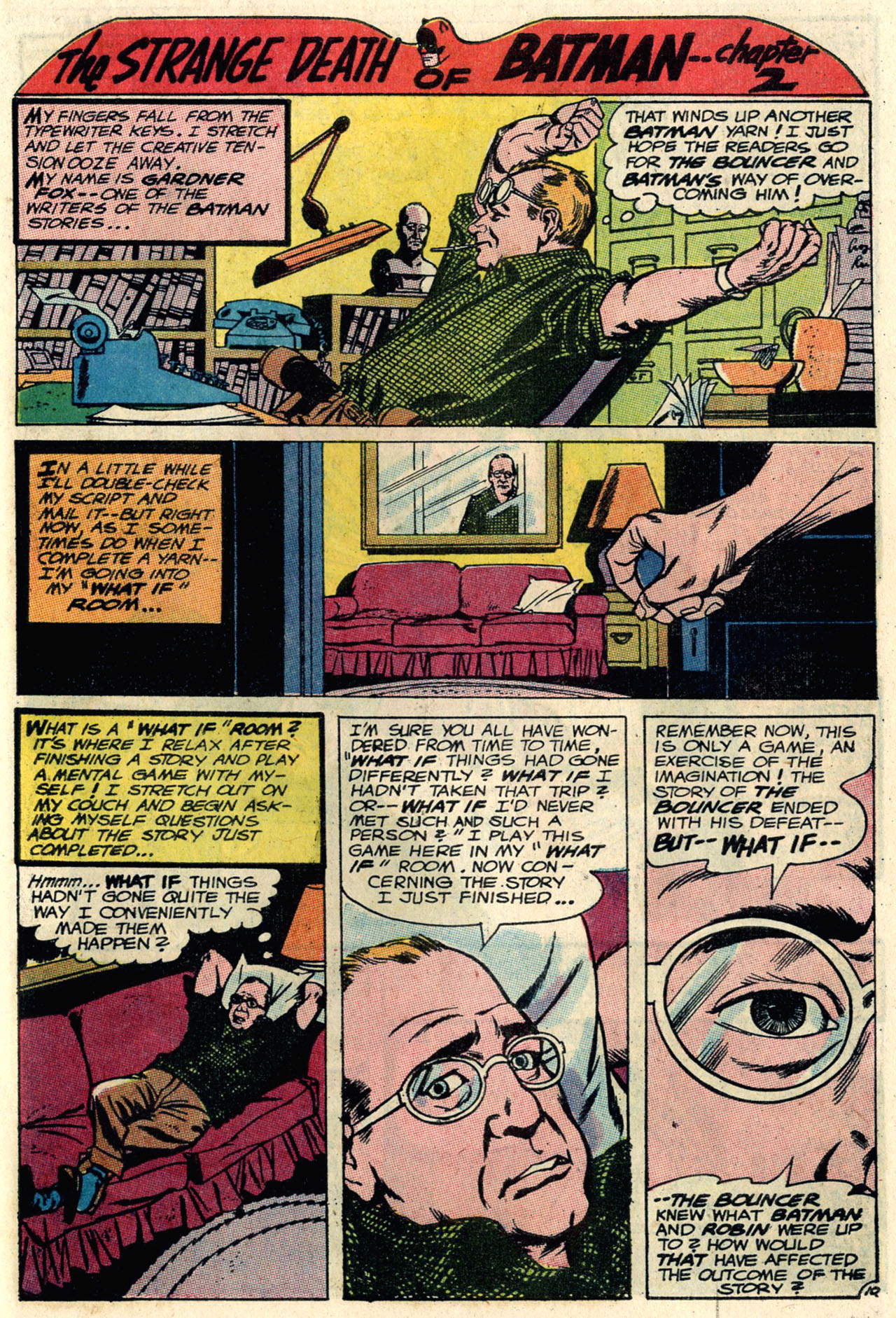 Detective Comics (1937) 347 Page 14