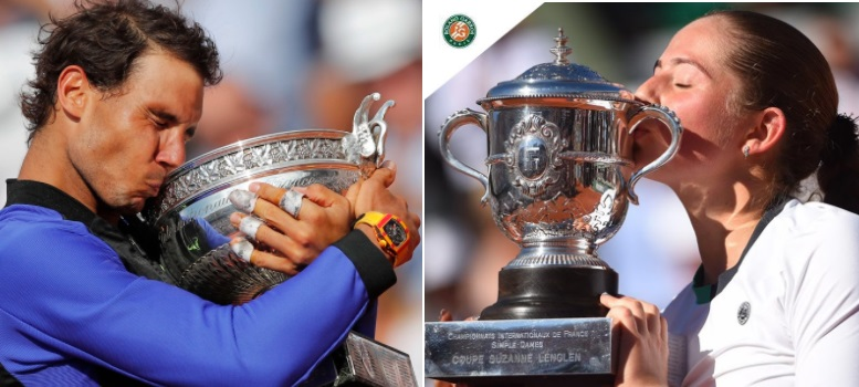 2019 French Open Prize Money (Confirmed)