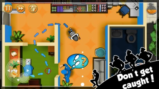 10 game android populer robbery bob
