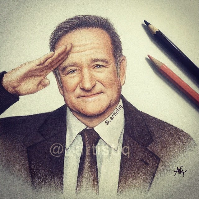 16-Robin-Williams-Cas-_artistiq-Colored-Celebrity-and-Cartoon-Drawings-www-designstack-co