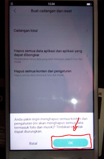Reset-oppo-a37