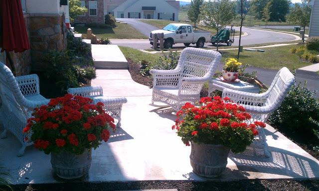 Outdoor living Spaces Patio Design