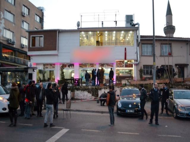 ΣΥΝΑΓΕΡΜΟΣ ΞΑΝΑ! Ξέφραγο αμπέλι η Κωνσταντινούπολη! ΠΑΝΙΚΟΣ ΠΑΝΤΟΥ! Πυροβολισμοί σε εστιατόριο! Δείτε τις πρώτες εικόνες από το σημείο…