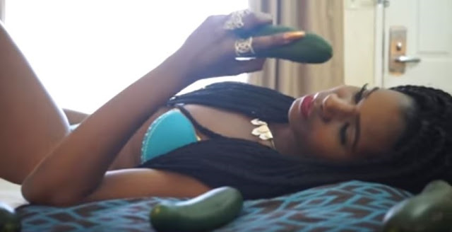 Video: Princess Vitarah - 'I want 20 inch d*ck'