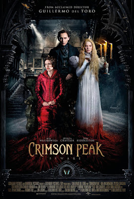 crimson peak wzgórze krwi film recenzja guillermo del toro tom hiddleston