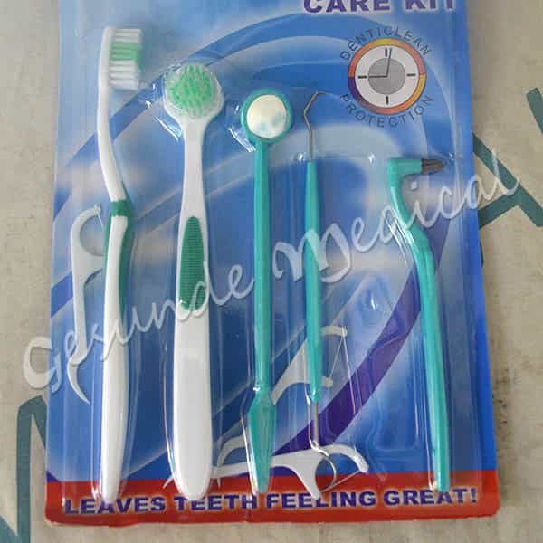 agen dental kit set 8 pcs