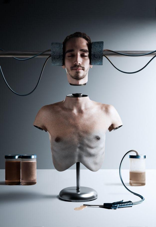 Robot manipulación digital