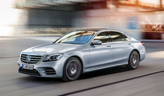 Exclusive first impression 2018 Mercedes S-Class Facelift (Plus List Price)