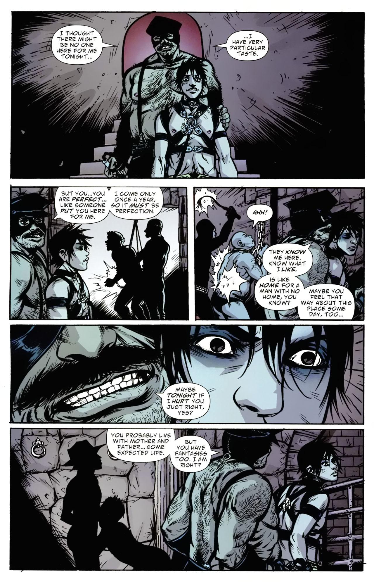 Read online American Virgin comic -  Issue #8 - 6
