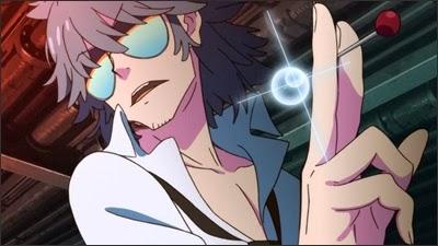 มิกิซุกิ ไอคุโระ (Mikisugi Aikuro) @ Kill la Kill