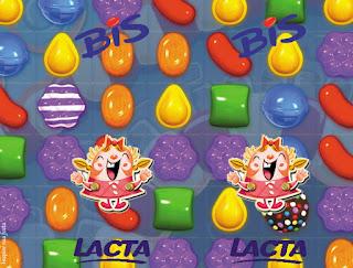 Etiquetas para Imprimir Gratis de Fiesta de Candy Crush.