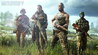 Battlefield V - Trailer e data de lançamento