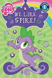 MLP We Like Spike Book Media
