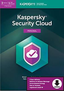 [PC] Phần mềm KASPERSKY SECURITY CLOUD 2019 hoàn toàn miễn phí (0% DISCOUNT)