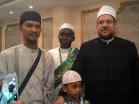 Masya Allah! Hafiz Cilik Ini Harumkan Nama Indonesia Lewat Alquran