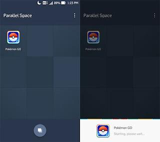Cara Memainkan 2 Akun Pokemon GO Secara Bersamaan Dalam 1 Android