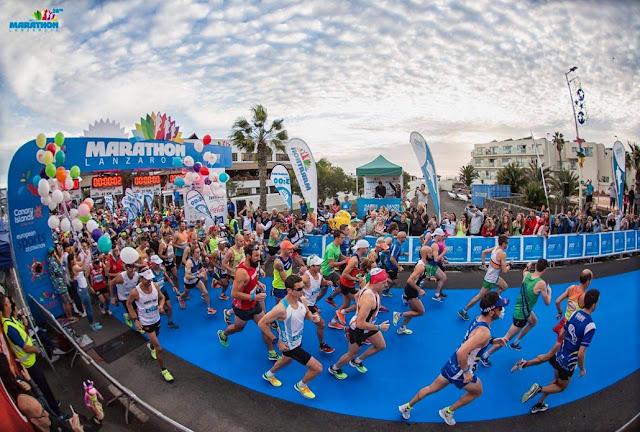 Lanzarote - Fotorunners - Maraton - Lanzamaraton - Islas Canarias