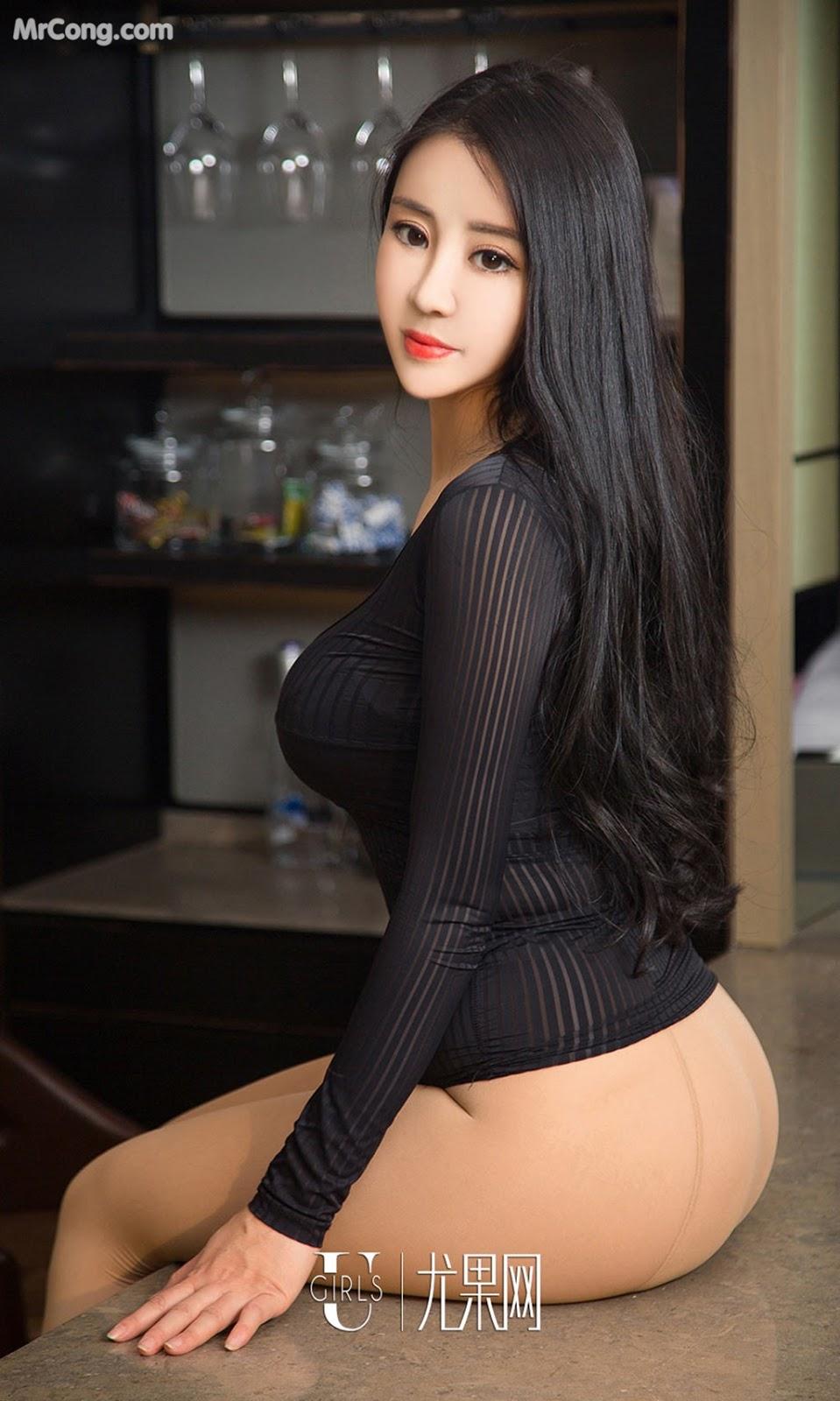 Image UGIRLS-Ai-You-Wu-App-No.963-Zhang-Yang-Yang-MrCong.com-006 in post UGIRLS – Ai You Wu App No.963: Người mẫu Zhang Yang Yang (张阳阳) (40 ảnh)