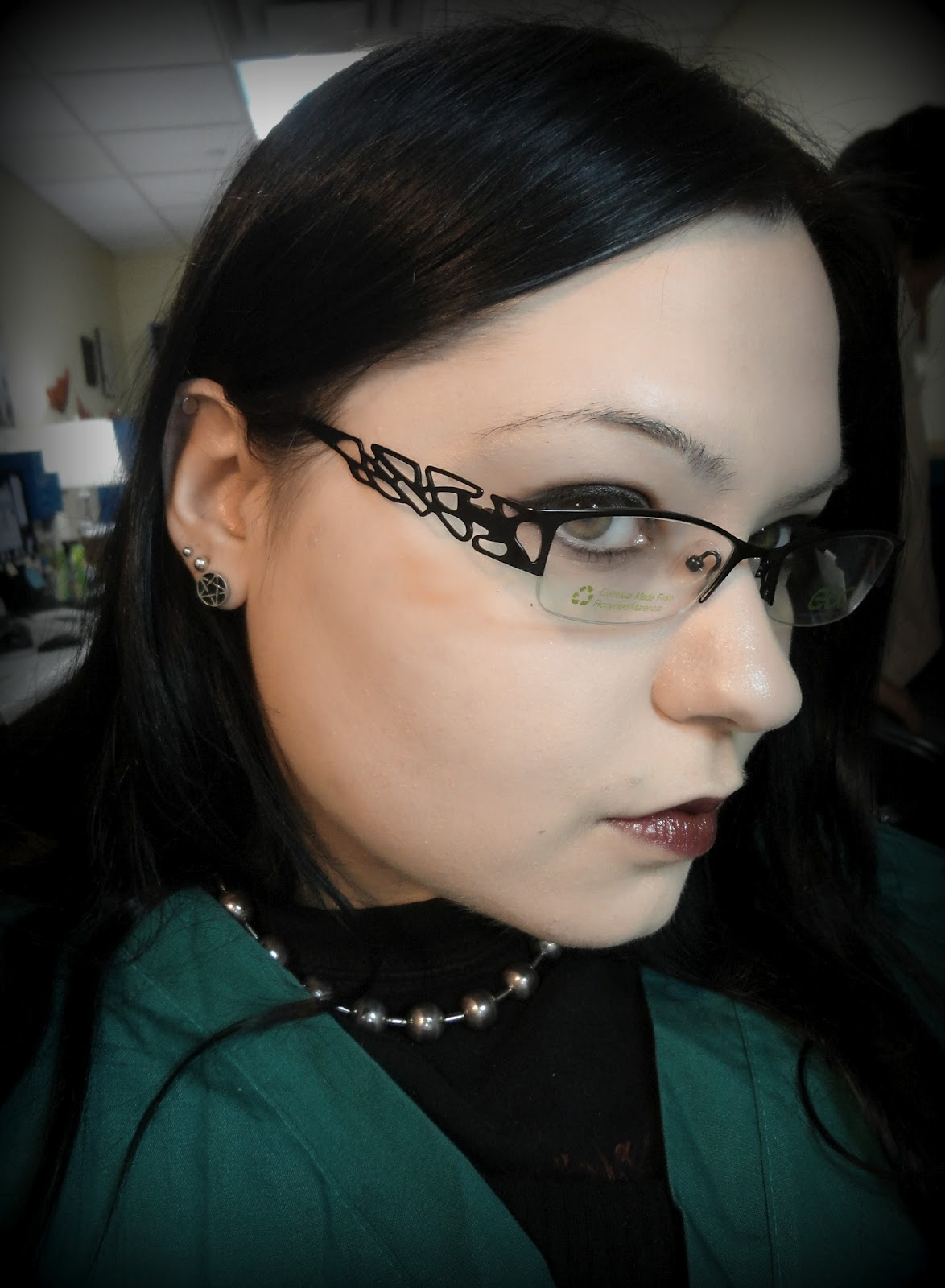 The Gothic Optician Eyewear Lust The Temptations Of The