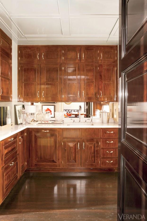 Fifth Avenue Apartment - Thomas O'Brien Design-kitchen