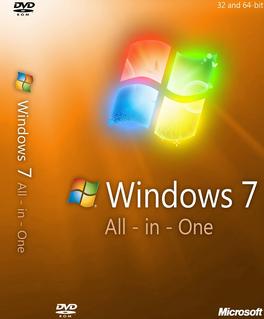 Microsoft Windows 7 Aio SP1 (x86/x64) Full Español (MEGA)