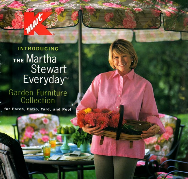 MARTHA MOMENTS Remembering Martha Stewart Everyday Garden Furniture Collect
