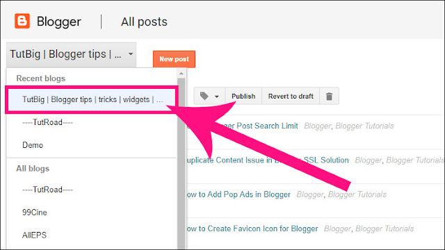 How to Blogger Post Search Limit