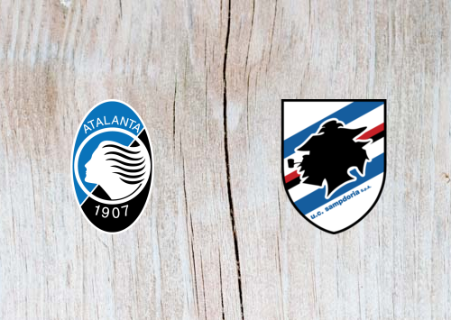 Atalanta vs Sampdoria - Highlights 07 Oct 2018