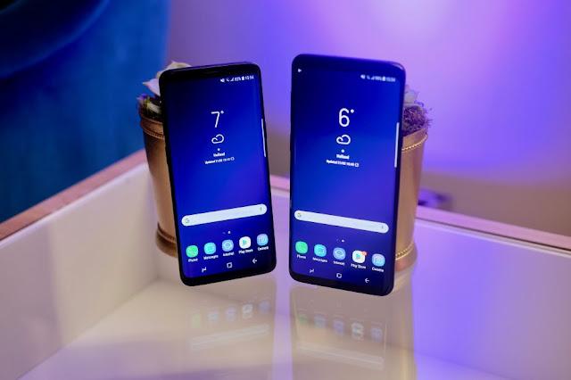 Samsung-Galaxy-S9 / S9-Plus
