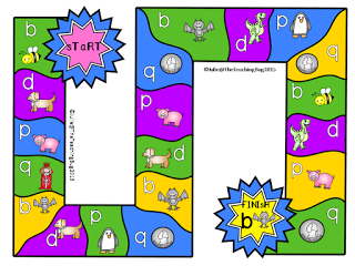 https://www.teacherspayteachers.com/Product/Lowercase-letters-bdpand-q-game-1845212