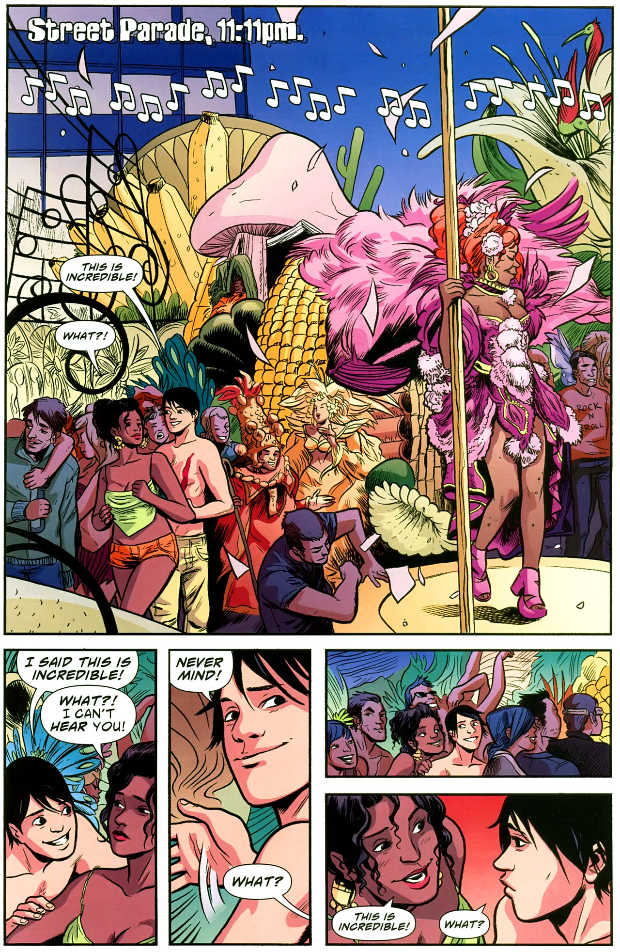 Read online American Virgin comic -  Issue #15 - 8