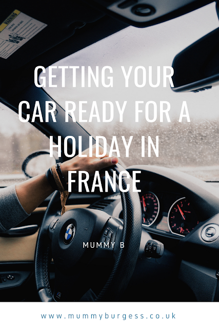 preparing your car for your holiday in france