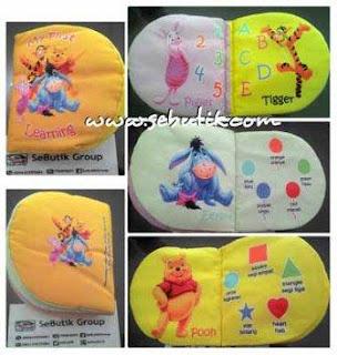Buku Bantal Anak Pooh