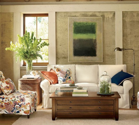Living Rooms Vintage | Home Trends Ideas