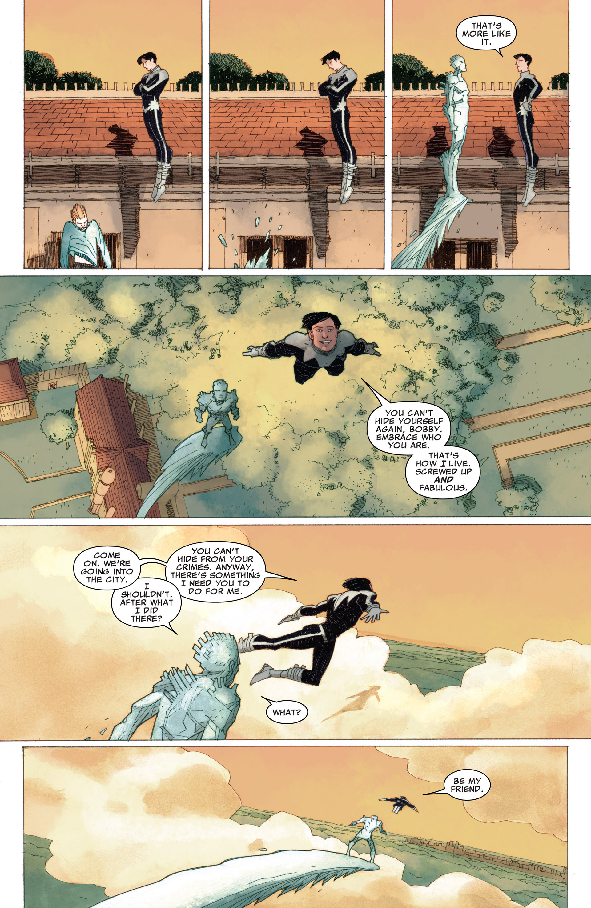 Astonishing X-Men (2004) issue 68 - Page 13