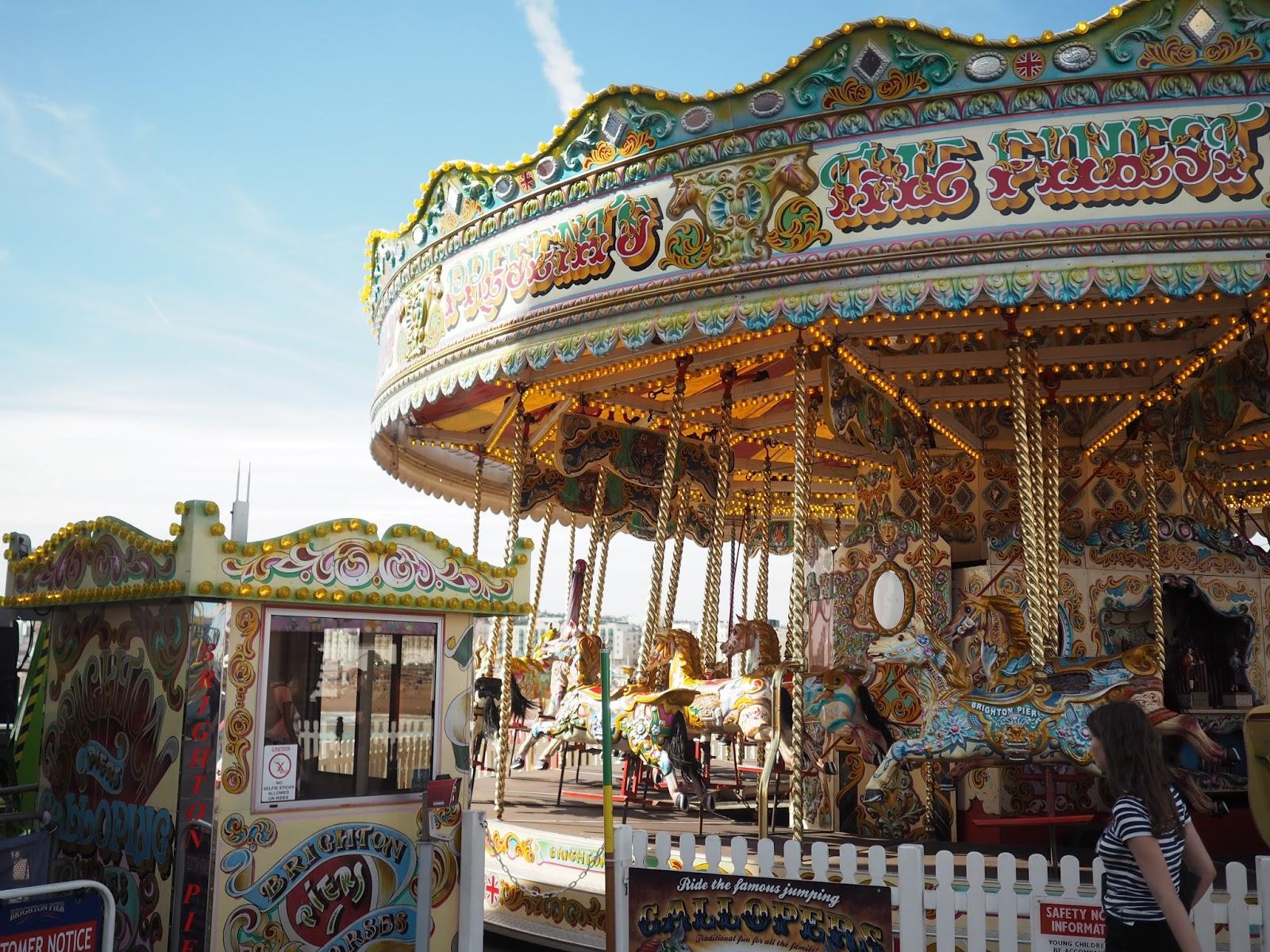 Carousel, Brighton Pier