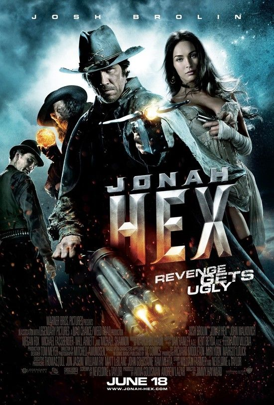 Nonton Film Jonah Hex (2010)