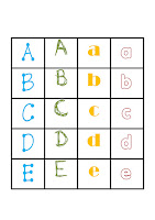 graphic about Letter Tiles Printable identified as I,Instructor: Printable Alphabet Video games: Memory Letter Tiles