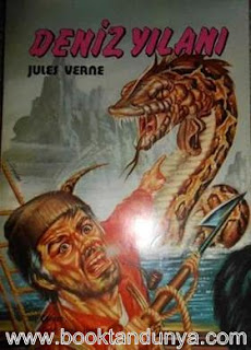 Jules Verne - Deniz Yılanı