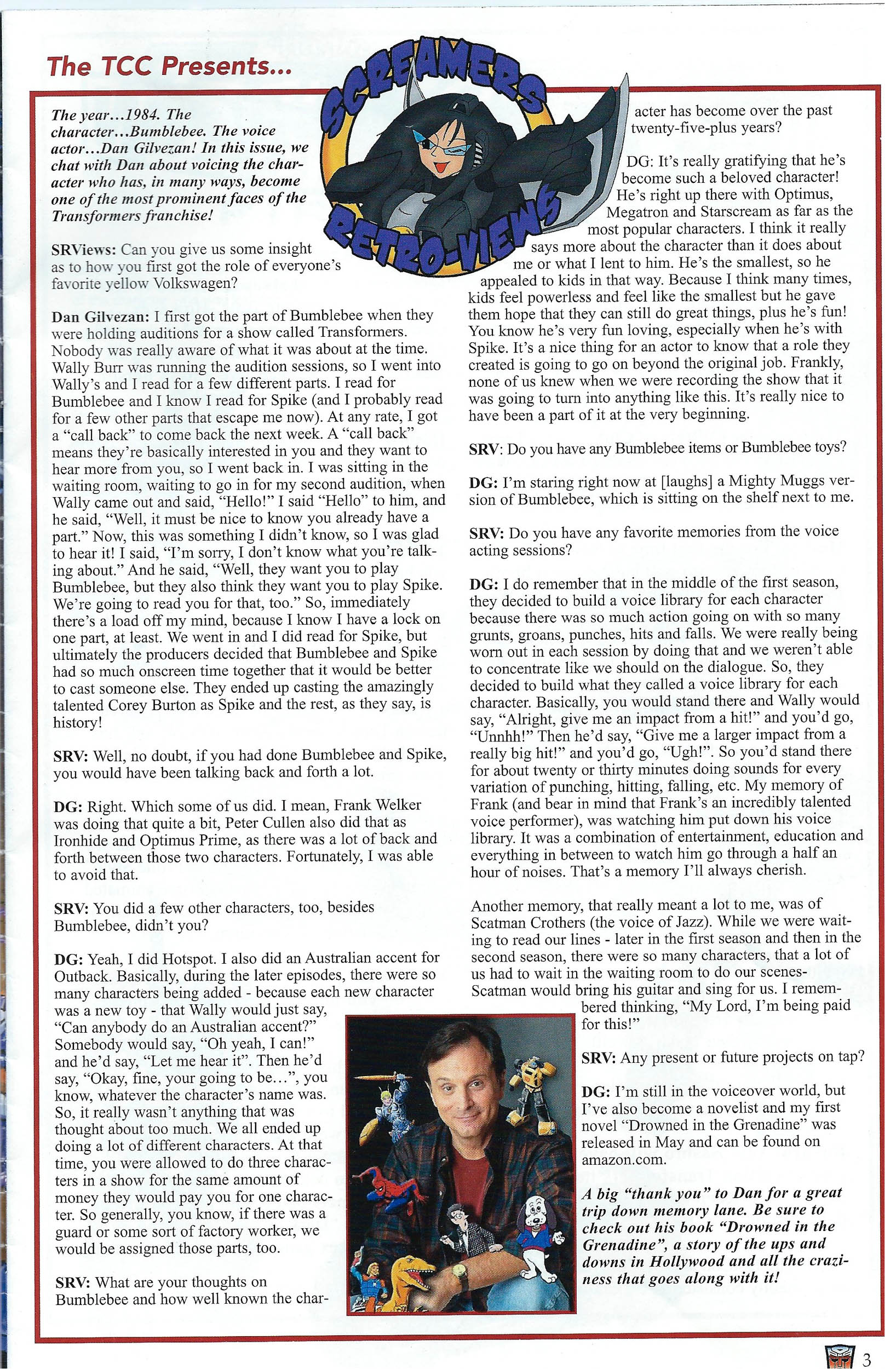 Read online Transformers: Collectors' Club comic -  Issue #41 - 3