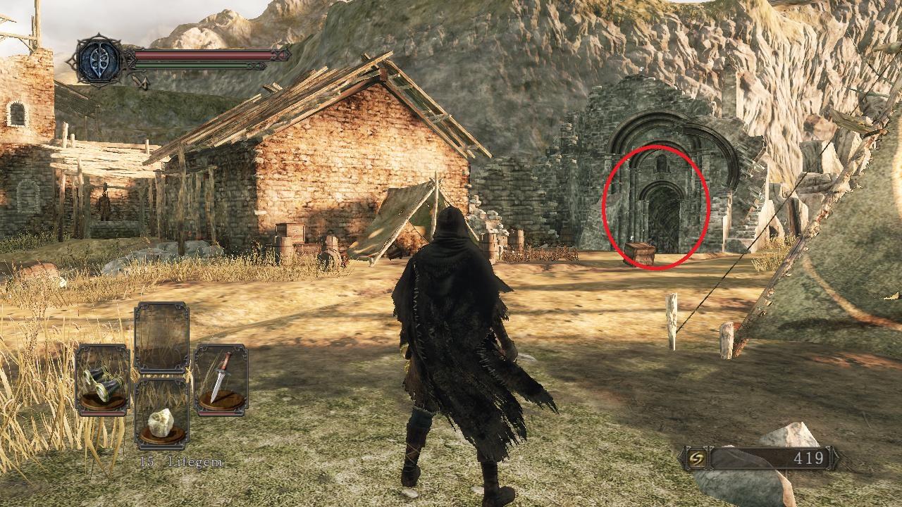 Lightningxii World Gamer บทสรุป Dark Souls Ii