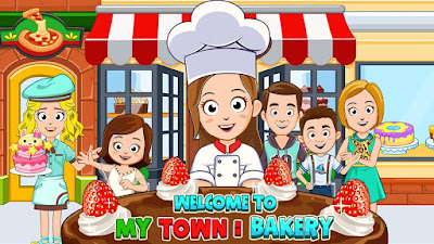 My Town : Bakery (PAID) APK for Android