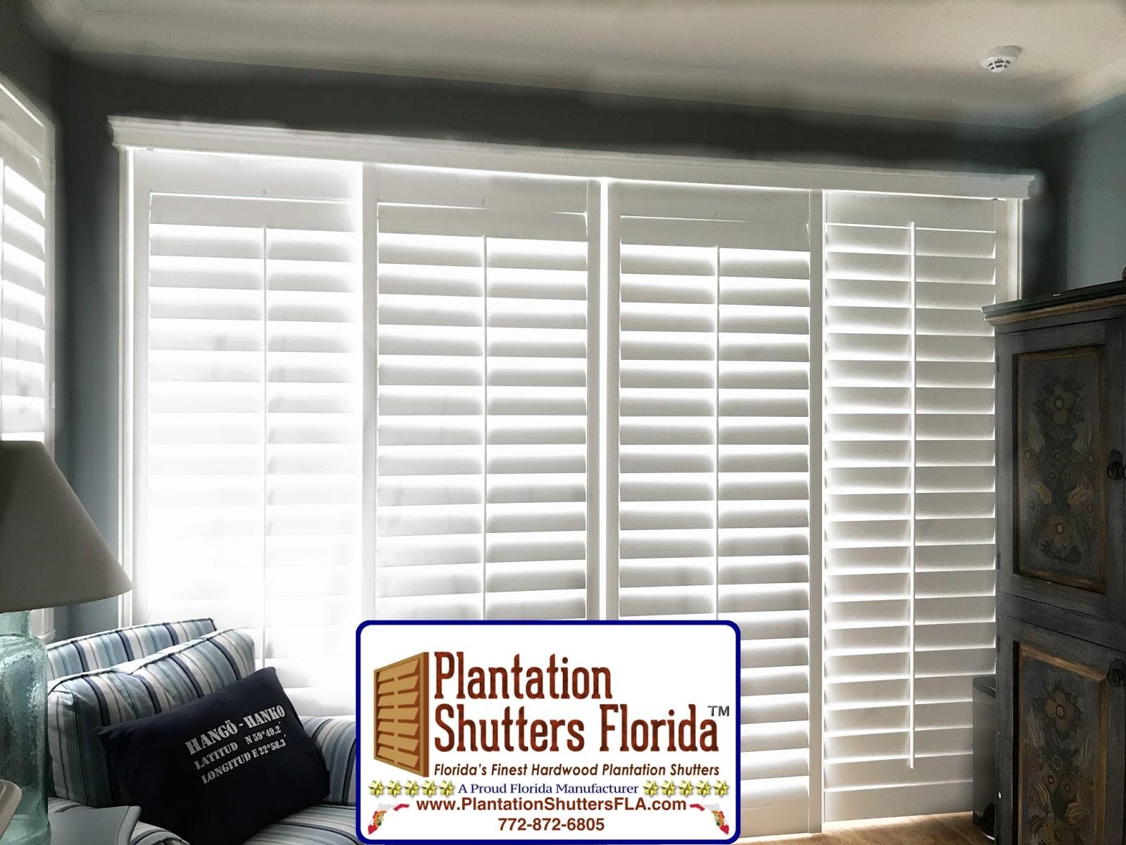 Plantation Shutters West Palm Beach Florida Plantation Shutters Made In America