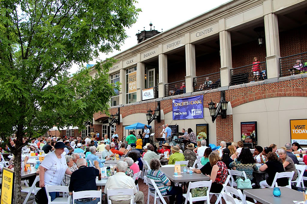 Indianapolis Outdoor Summer Concerts & Music Festivals ... |Indiana Concerts