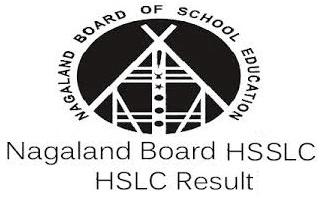 NBSE Nagaland Board HSLC / HSSLC Results 2017 (10th / 12th