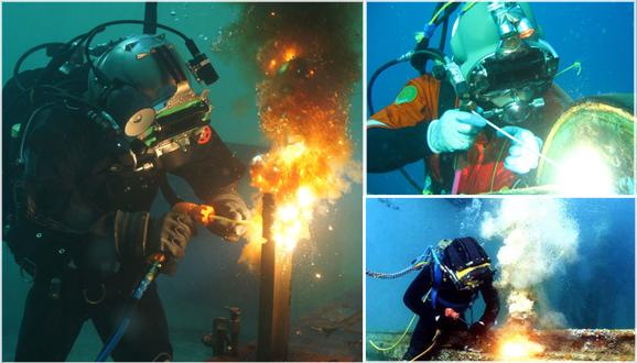 Underwater Welding Guide (Techniques, Risks & Salaries