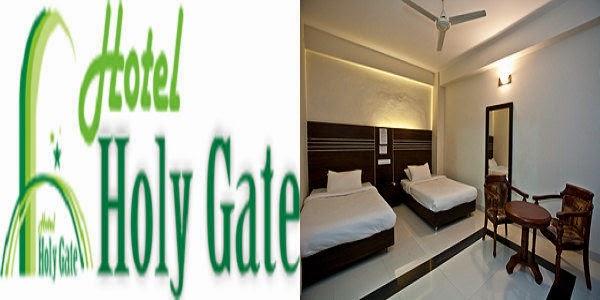 Hotel Holy Gate Room Tariffs in Sylhet