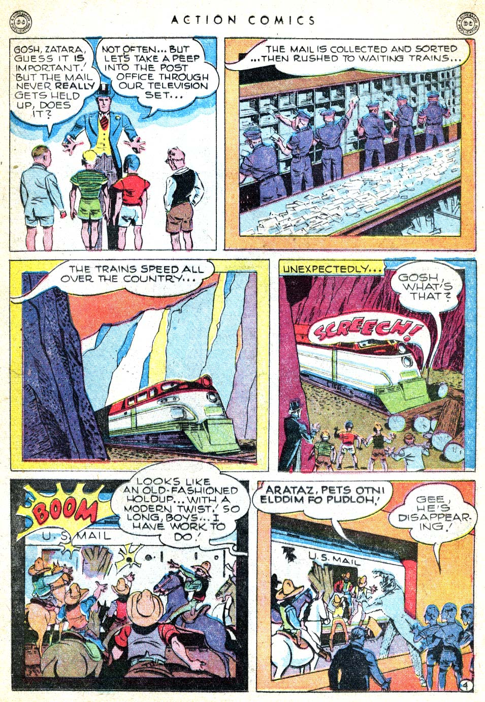 Read online Action Comics (1938) comic -  Issue #103 - 19